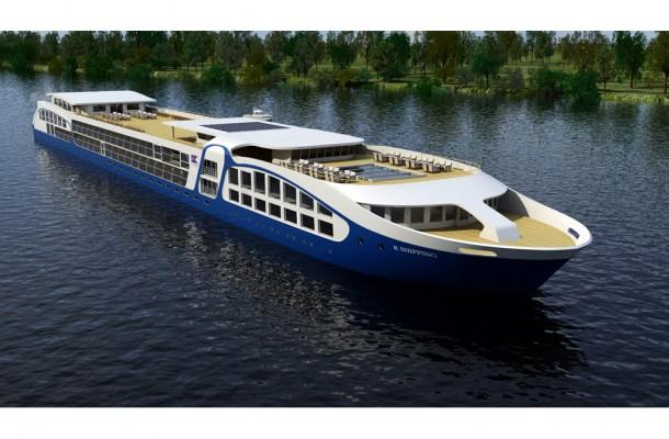 R Shipping | River Cruise Ship